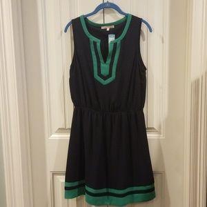 Medium 41 Hawthorn Flynn Colorblock Dress NWT